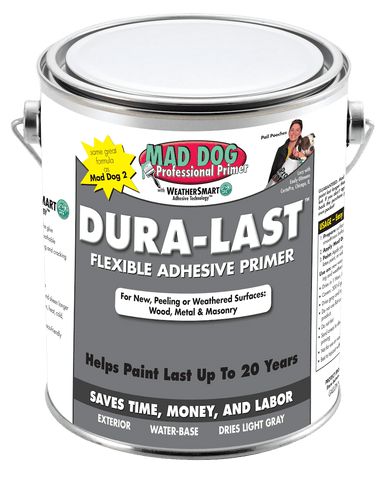 Mad Dog Dura-Last Flexible Adhesive Primer Gallon MDPDL-100