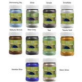 Modern Masters Shimmer Metallic Paint Satin Finish 6oz -- All Colors (Free Shipping)