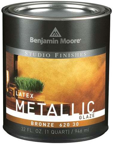 Benjamin Moore Studio Finishes Metallic Glaze Bronze 620-30