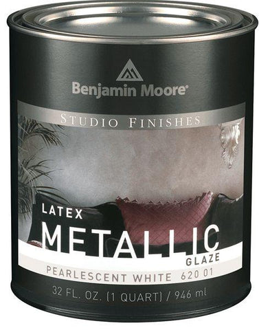 Benjamin Moore Studio Finishes Pearlescent Glaze (620-04)
