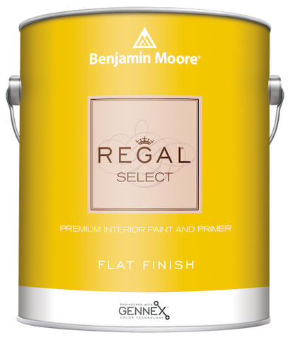 Benjamin Moore Regal Select Flat 547 Gallon