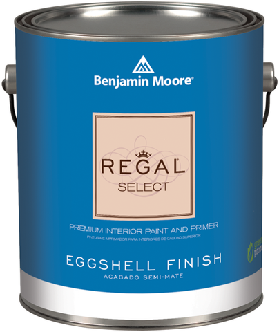 Benjamin Moore Regal Select Eggshell 549
