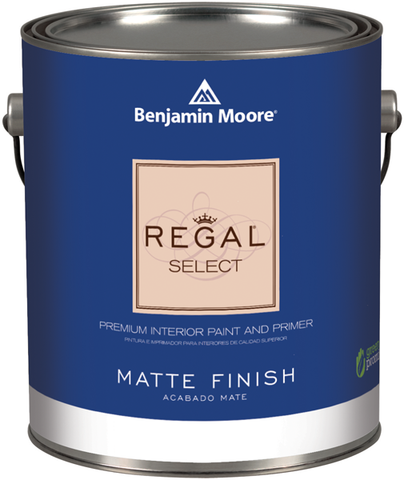 Benjamin Moore Regal Select Matte 548