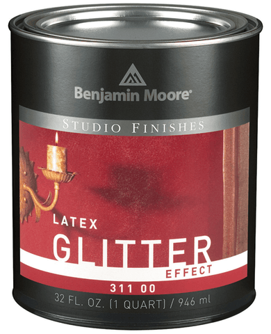 Benjamin Moore Studio Finishes Glitter Effect Quart (311) Free Shipping