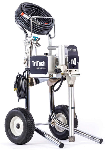TriTech Industries T4 Hi Cart Complete Paint Sprayer