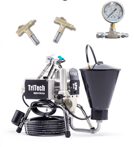 TriTech Industries T5 Complete Airless Sprayer