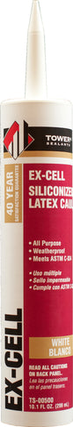 Tower Tech EX-CELL White Caulk