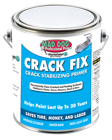 Mad Dog Crack Fix: Crack Stabilizing Primer Gallon MDPCF-100