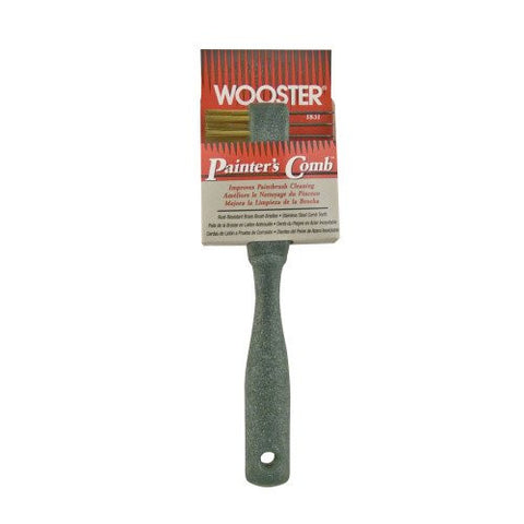 Wooster Painter's Comb Brush 1831