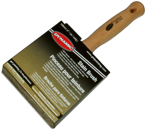"Dynamic 6"" Deck Stain Brush"