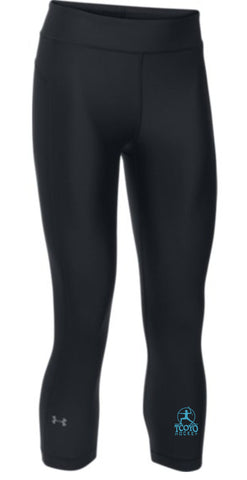 UA Women's Heatgear Armour Capri