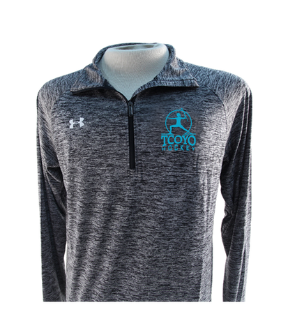 UA Women's Twisted Tech 1/4 Zip