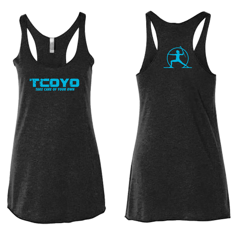 Next Level Tri-Blend Racerback Tank - While Supplies Last