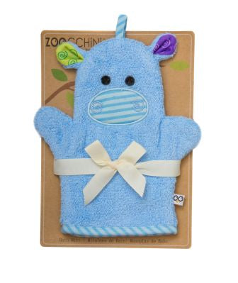 Henry the Hippo Bath Mitt - The Bramble Bush