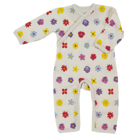 Pansy Romper - The Bramble Bush