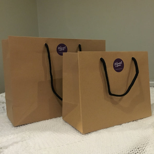 Large Gift Bag - The Bramble Bush