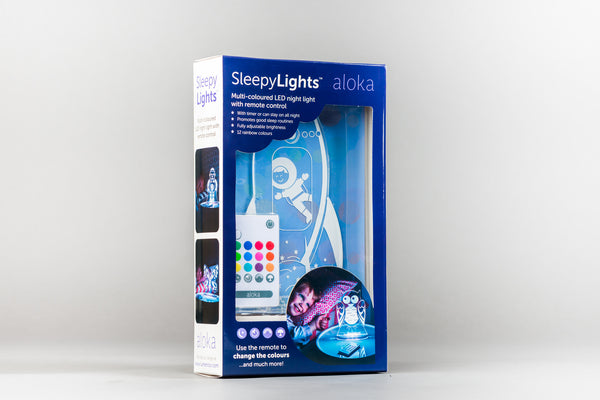 Aloka SleepyLight, Rocket - The Bramble Bush