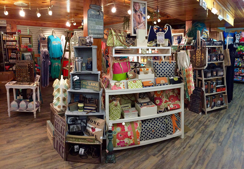 The Boutique at Mitchell Creek Marina on Dale Hollow Lake