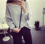 Loose And Long Sleeves Winter Sweatshirt - J20Style - 3