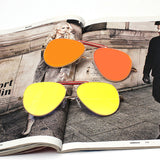 High Quality Frog Mirror Sunglasses - J20Style - 4
