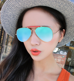 High Quality Frog Mirror Sunglasses - J20Style - 1