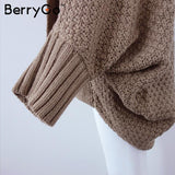 Beautiful Textured Knitted Batwing Sleeve Cardigan Sweater