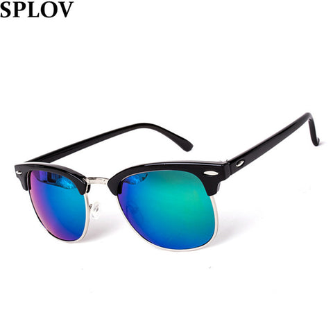 Half Metal High Quality Sunglasses Men & Women