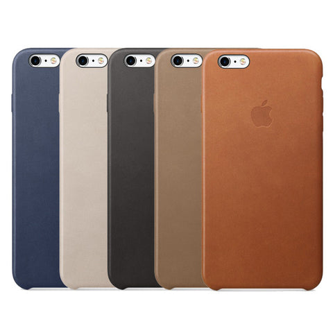 Luxury Leather Hard Back For iphone 6 & 6s