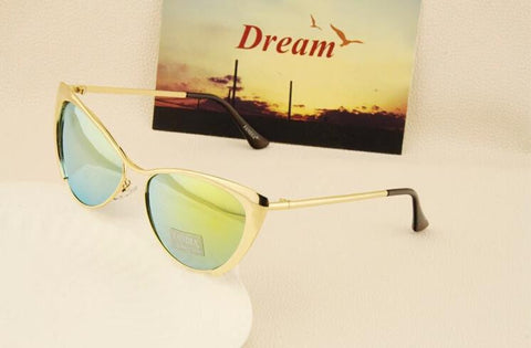 High Quality Cat Eyes Sunglasses - J20Style - 5
