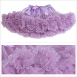 Teenage Fluffy Petti Skirt - J20Style - 20