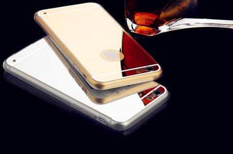 High Quality Mirror Cover for iPhone 6