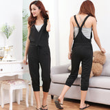 Summer backless sexy Jumpsuit