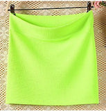 Summer Candy Color Mini Skirt - J20Style - 16