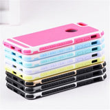 Ultra Thin Shockproof Phone Case Cover for iPhone