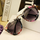 Retro Round Sunglasses for Men and Women - J20Style - 1