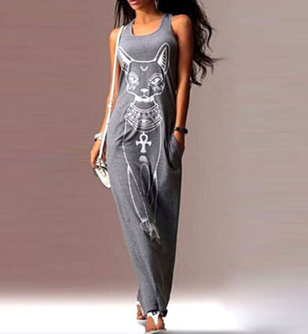 Casual Long Maxi Evening Party Dress - J20Style - 7