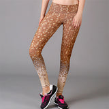 3D Printed Gym Leggings - J20Style - 4