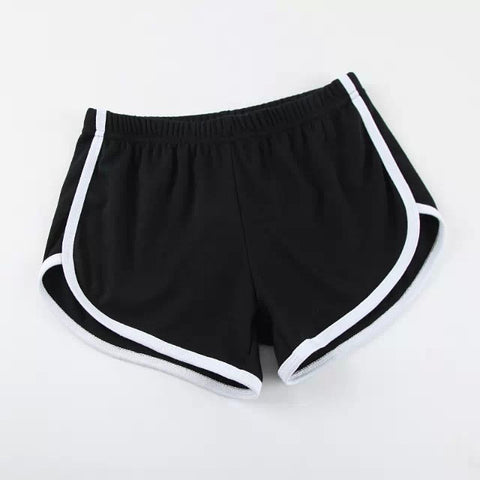 Candy Color Retro Yoga Shorts - J20Style - 8