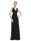 Celebrities Long Evening Prom Dress - J20Style - 2