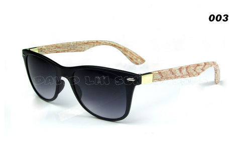 Men Wood Bamboo Sunglasses