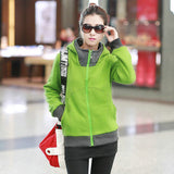 Autumn Women Zipper Thick Cardigans - J20Style - 1