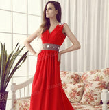 Korean Wedding Party Cocktail Gown - J20Style - 2