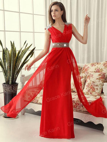 Korean Wedding Party Cocktail Gown - J20Style - 10