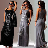 Casual Long Maxi Evening Party Dress - J20Style - 1