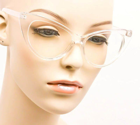Pin Up Cat Eye Vintage Glasses - J20Style - 1