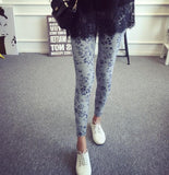 Floral Printed Women Leggings