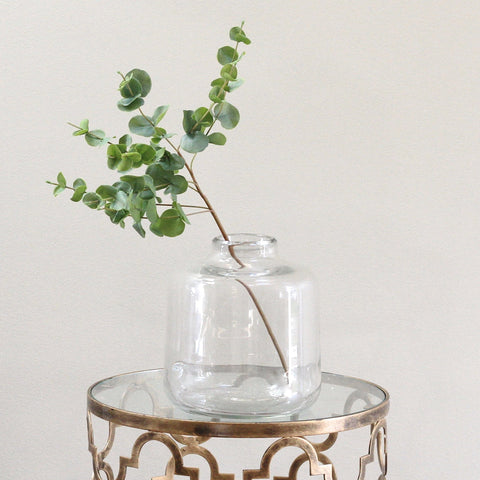 clear perfect vase - large - 50% OFF
