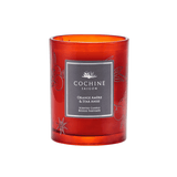 Artificial flowers luxury faux silk orange amere and star anise scented candle lifelike realistic faux flowers buy online from Amaranthine Blooms UK