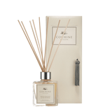Artificial flowers luxury faux silk water hyacinth & lime blossom reed diffuser with box lifelike realistic faux flowers buy online from Amaranthine Blooms UK