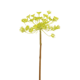 Artificial flowers luxury faux silk green queen Anne's lace  lifelike realistic faux flowers buy online from Amaranthine Blooms UK